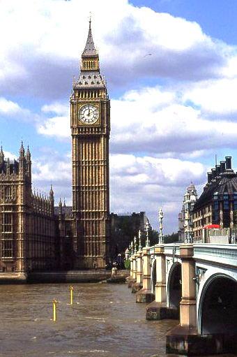世界名鐘物語「イギリス」